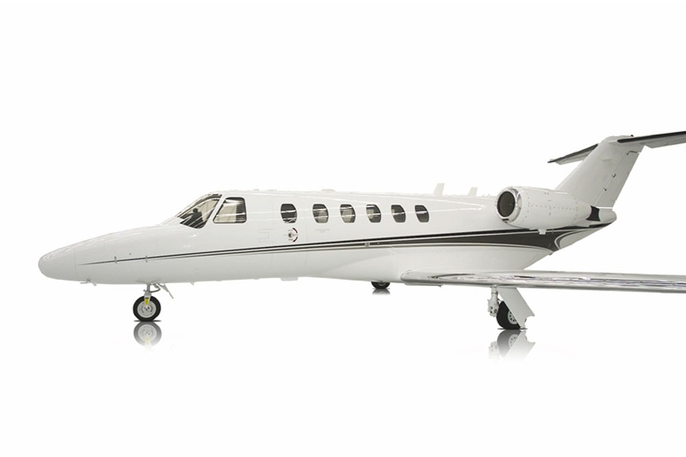 N702FM 2004 Citation CJ2 Offered By Latitude 33 Aviation For Sale