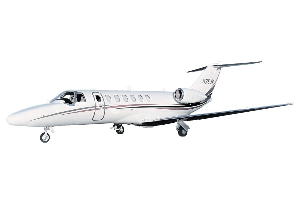 Acquisition/Acceptance: 2008 Citation CJ3