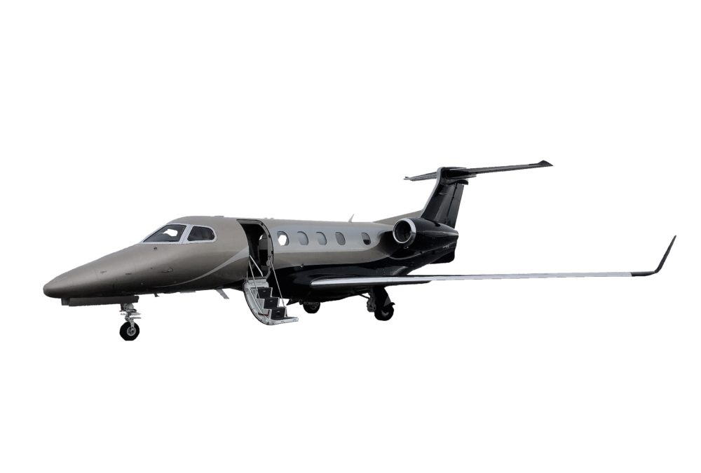Phenom 300 Jet Aircraft From Latitude 33 Aviation
