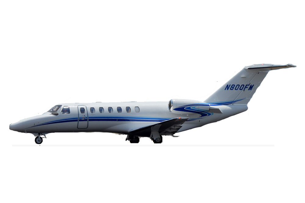 Latitude 33 Aviation Jet Aircraft - N800FM 2009 Citation CJ3