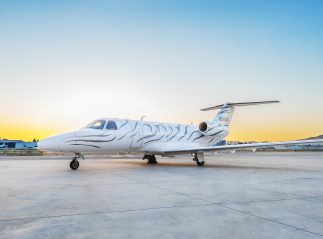 2011 Citation CJ4 N220BA
