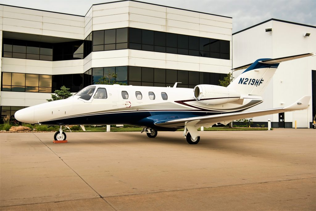 SOLD! 2016 Citation M2