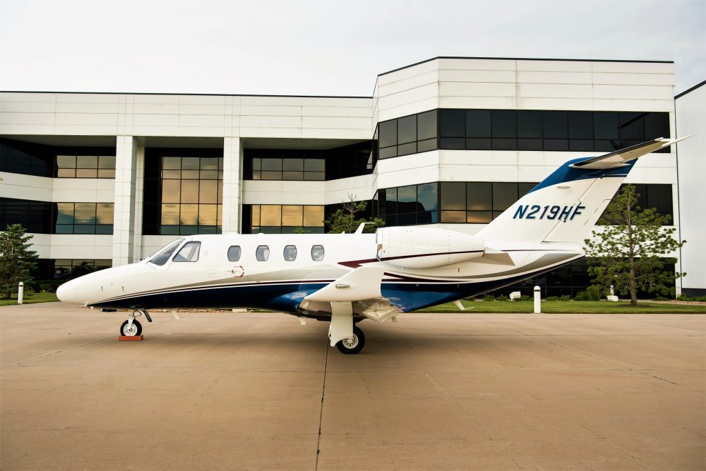 sold  citation  latitude  aviation