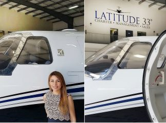 Latitude 33 Aviation's Growing Team