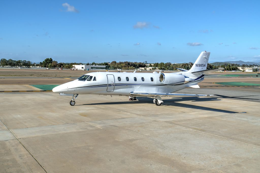 private jet charter san diego