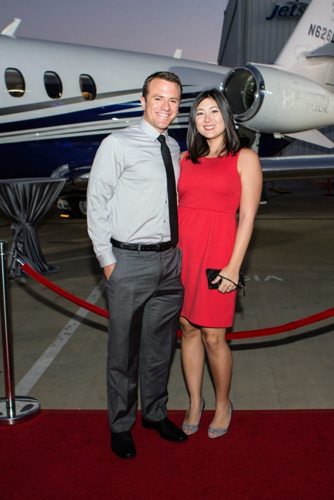 Latitude 33 Aviation 10th Anniversary Photo