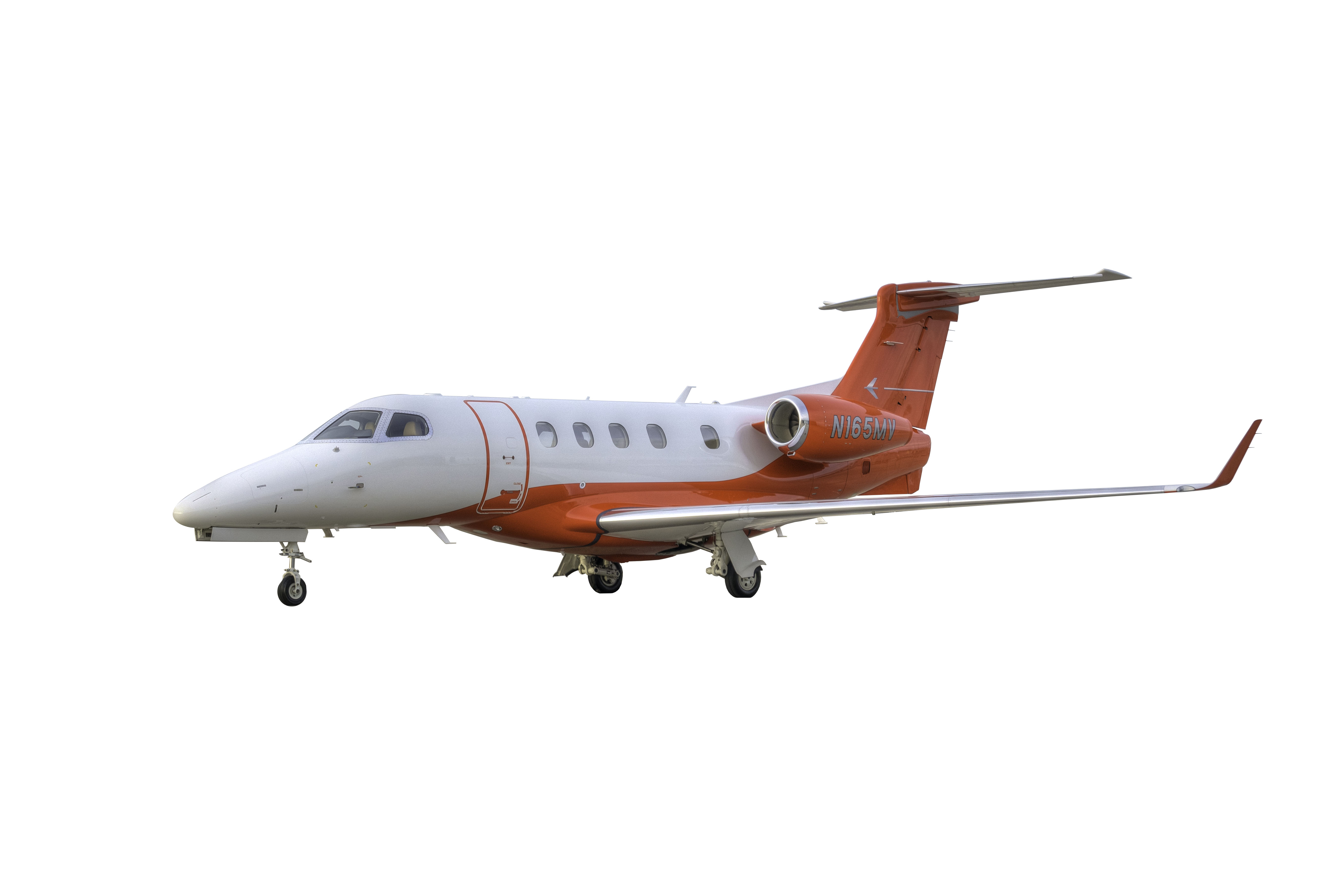 Latitude 33 Aviation's Air Charter- N165MV