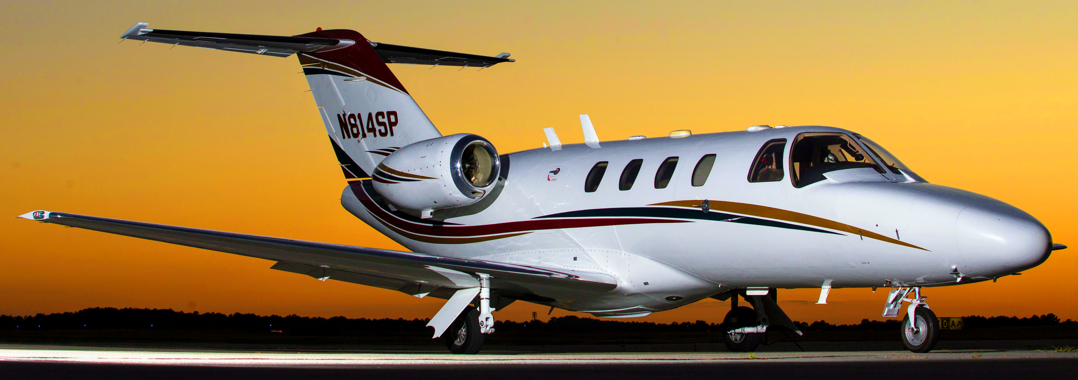 2003 Citation CJ1