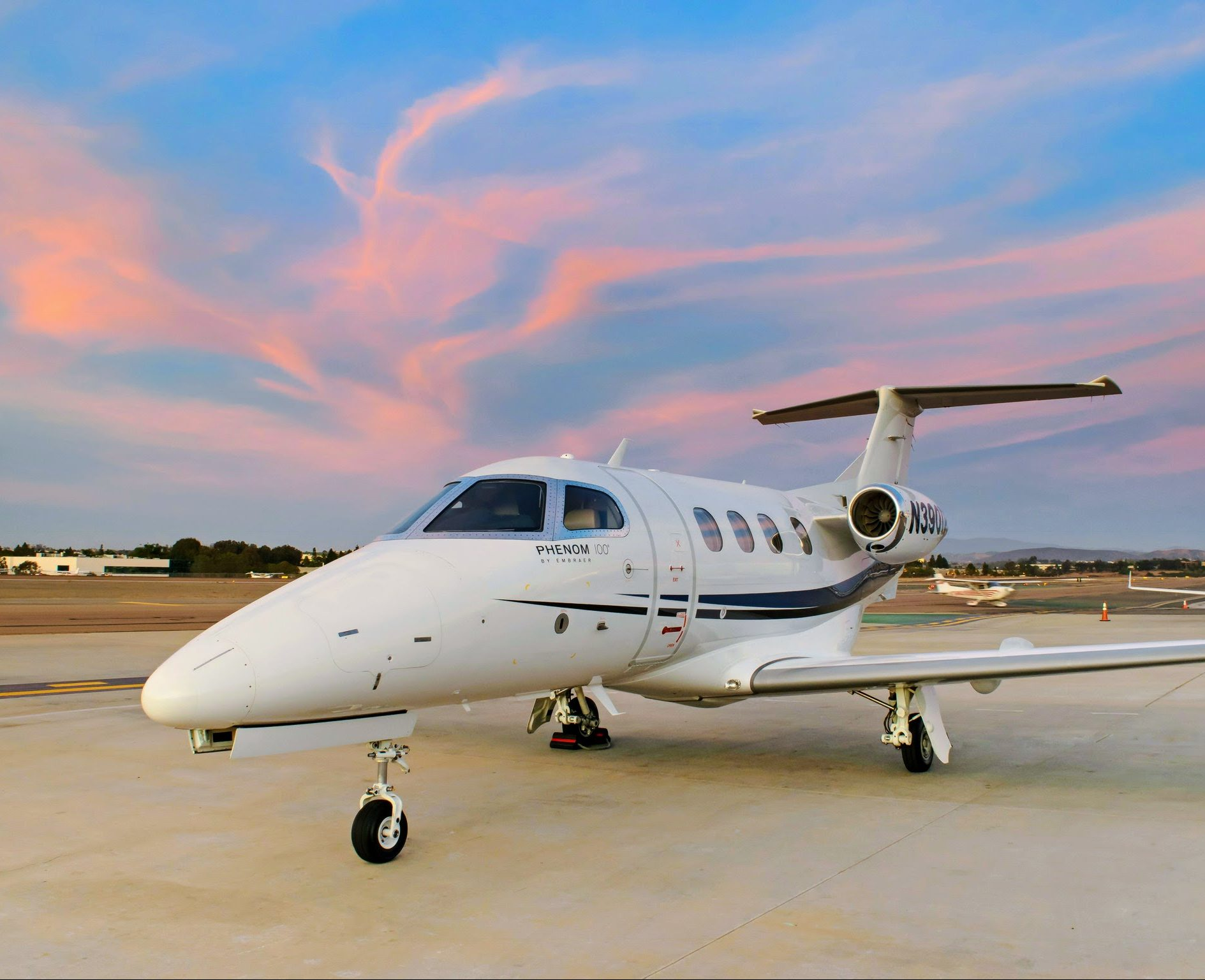 another jet sold  2009 embraer phenom 100