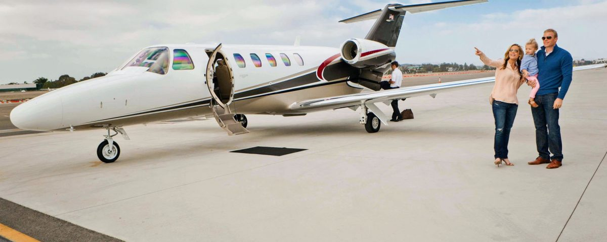Private Jet Owner and Acquisition Family