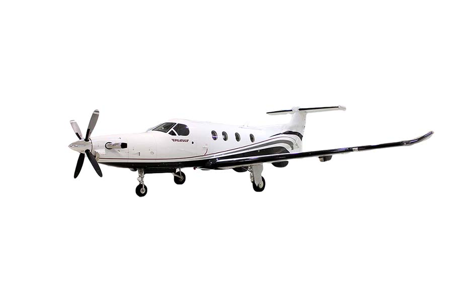 Latitude 33: Sale Pilatus PC-12 NG