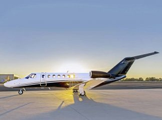 Beautiful Citation CJ3 Private Jet Charter from Latitude 33 Aviation Thumbnail