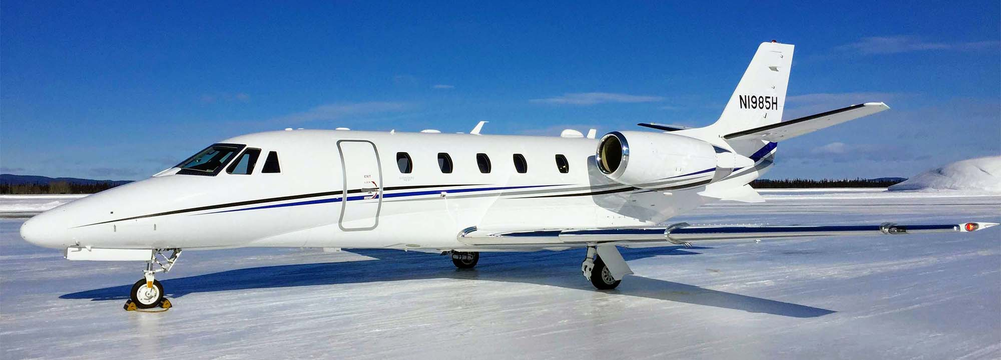 Citation XLS+ for Sale - Latitude 33 Aviation
