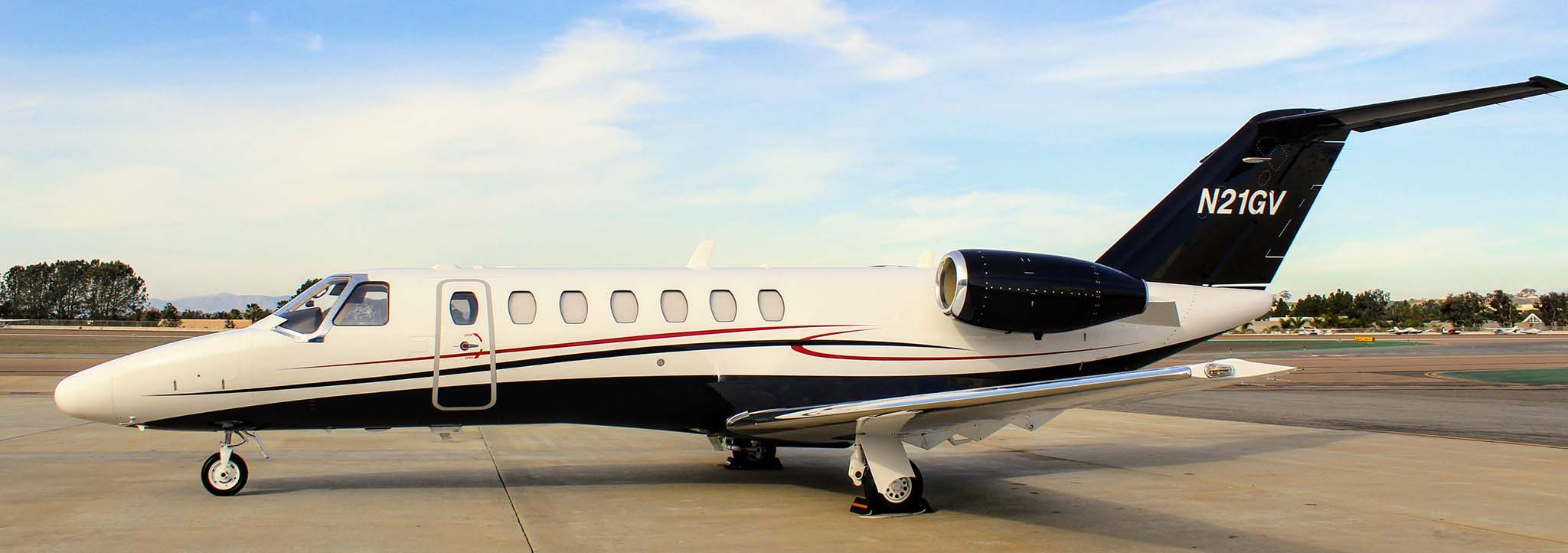 Beautiful Cessna Citation CJ3