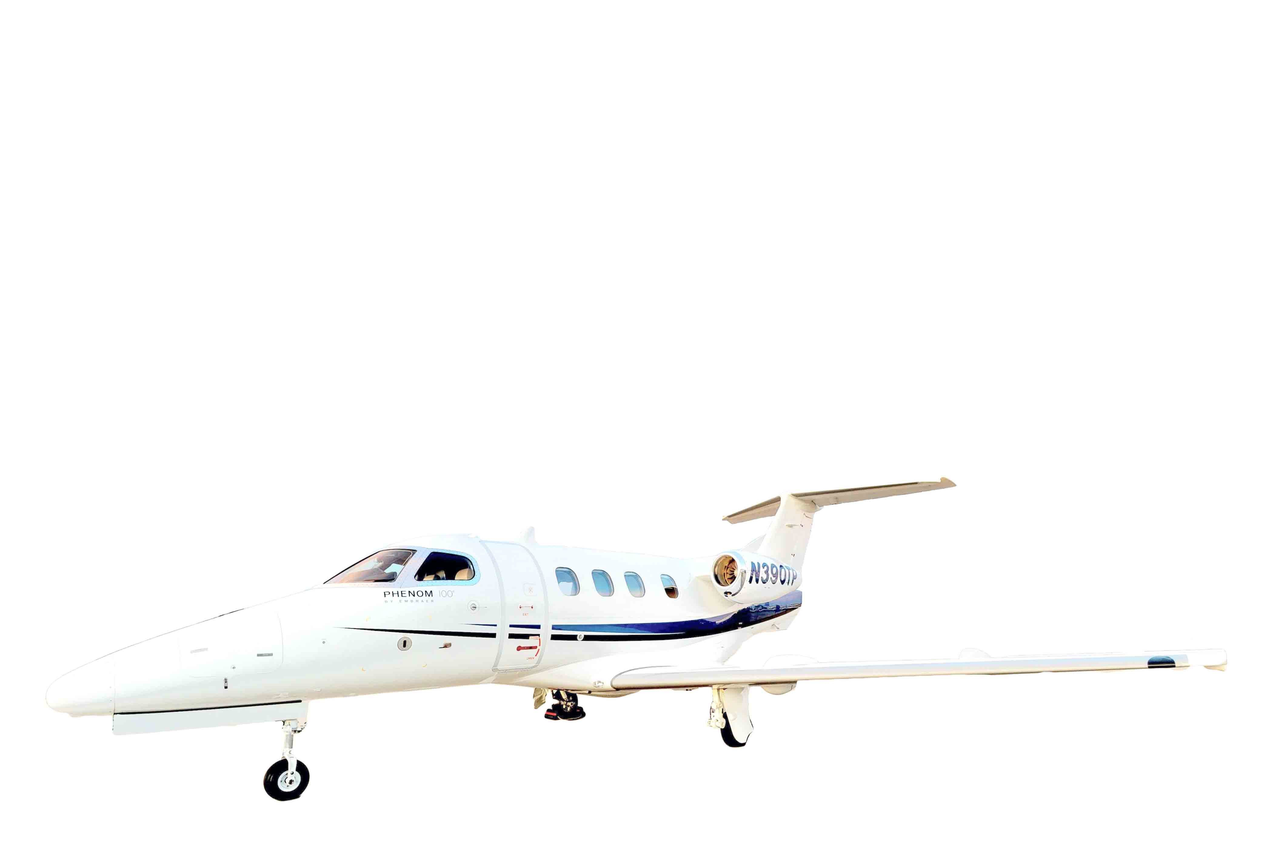 Latitude 33 Aviation's N390TP 2009 Embraer Phenom 100 For Sale