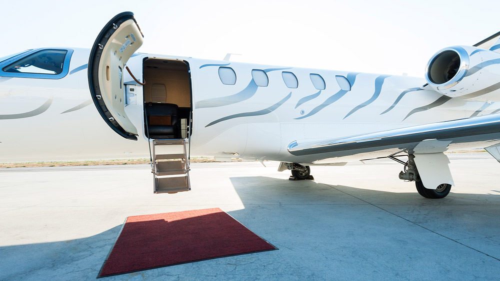 Private Jet Blog