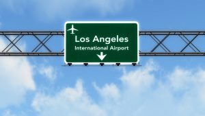 Latitude 33 Aviation's Private Jets Fly Out OF Los Angeles International Airport