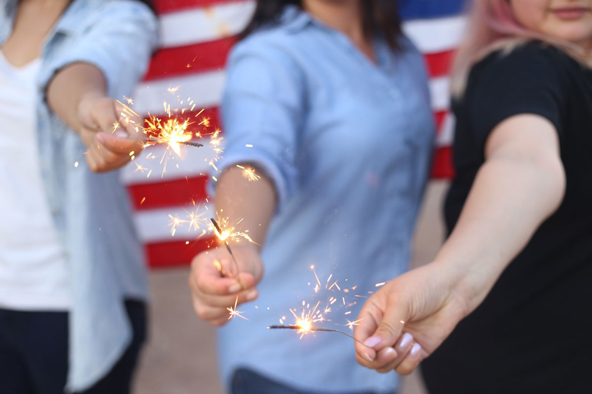 What to do on the Fourth of July