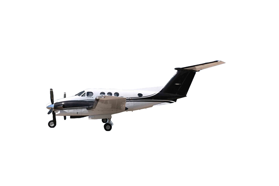 1981 Beechcraft King Air 90