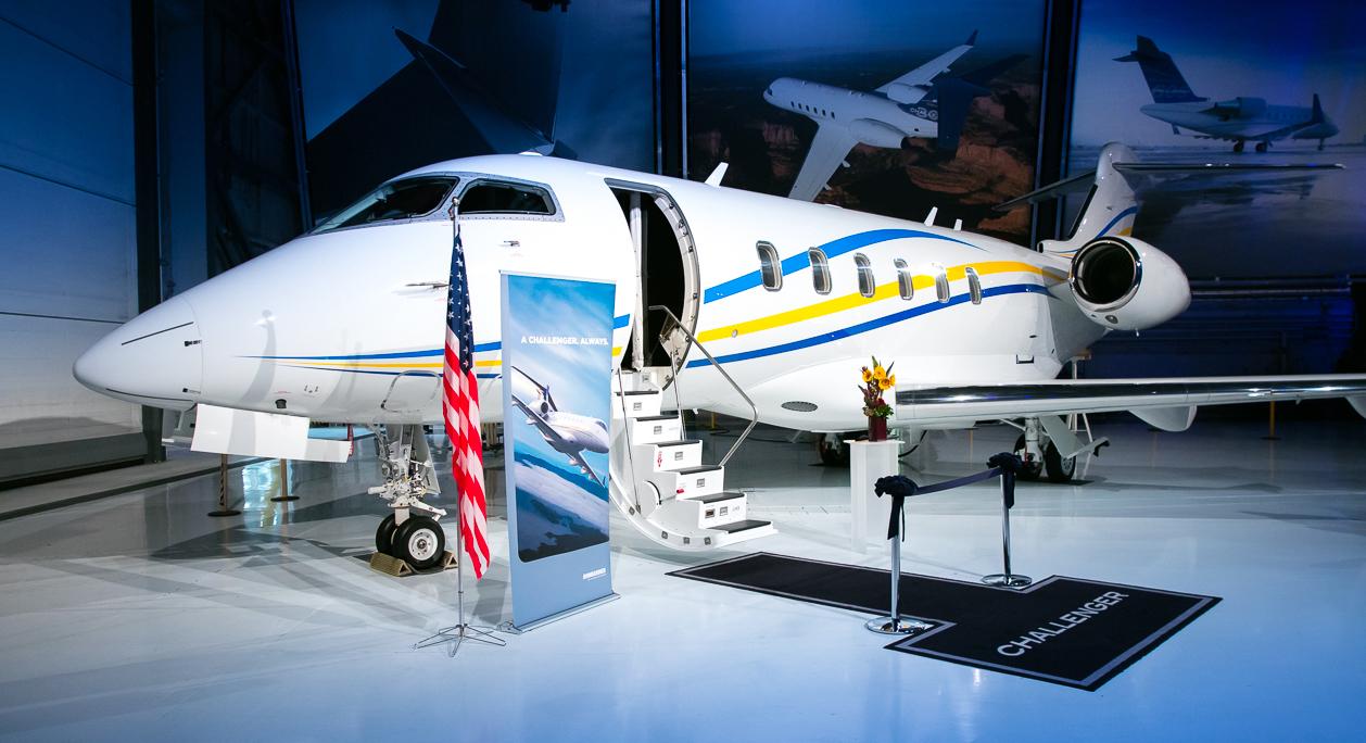 Challenger 350 Latitude 33 Aviation