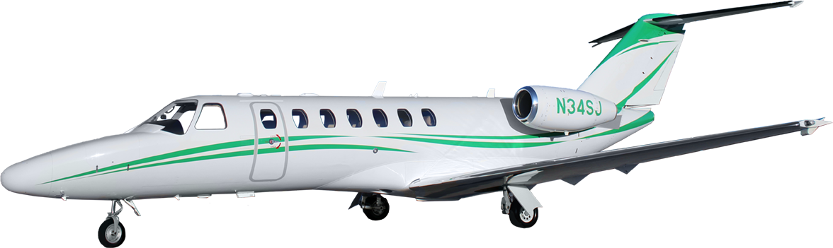Cessna Citation CJ3 1097