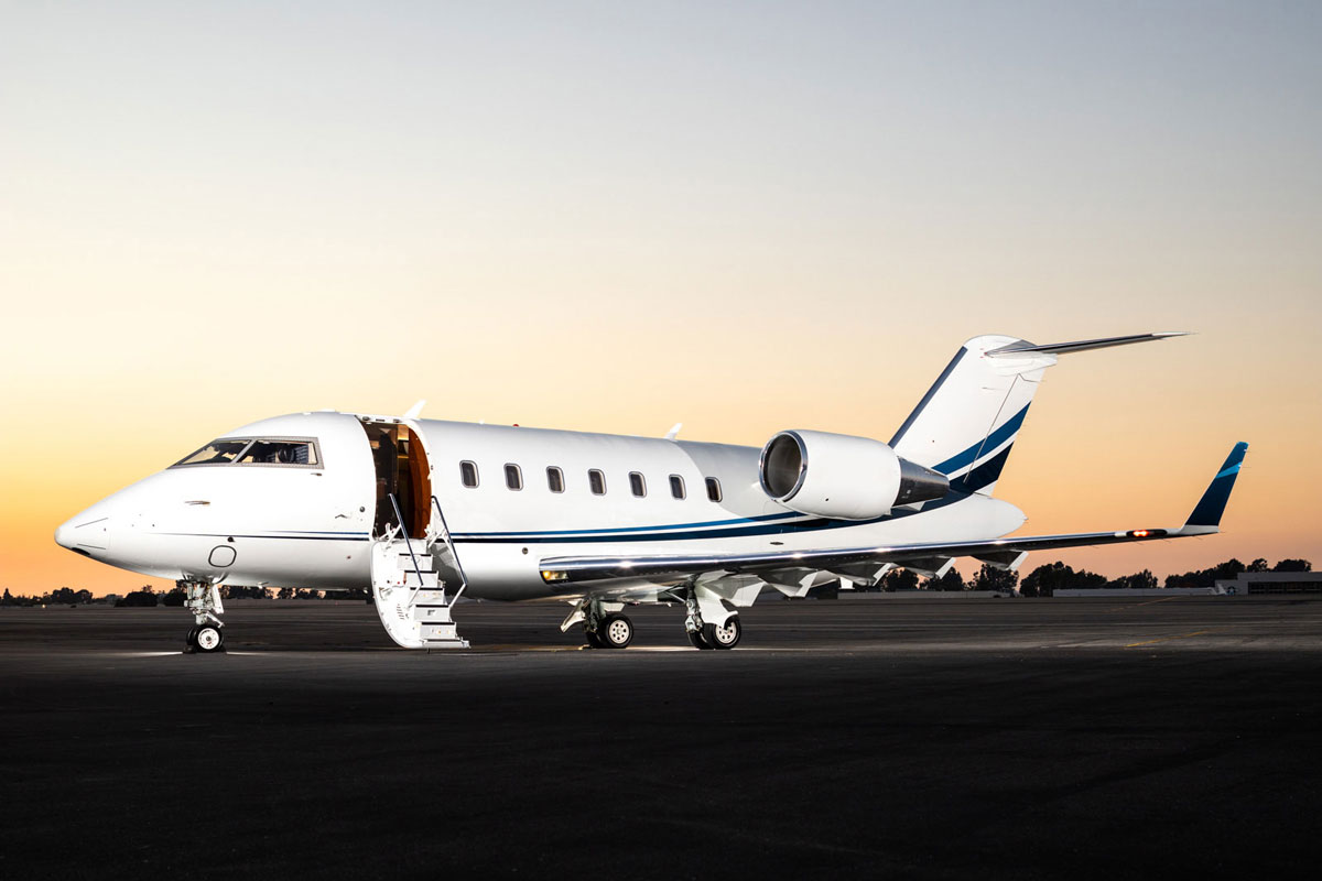 Latitude 33 Aviation's Air charter Service In San Diego, CA