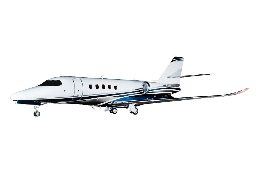 2018 Citation Latitude Acquisition