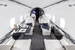 Bombardier Challenger 350 Private Jet Acquisition