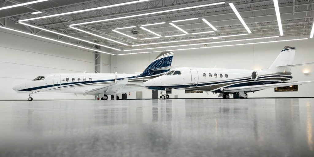 Citation Latitude Private Jet Sale and Acceptance