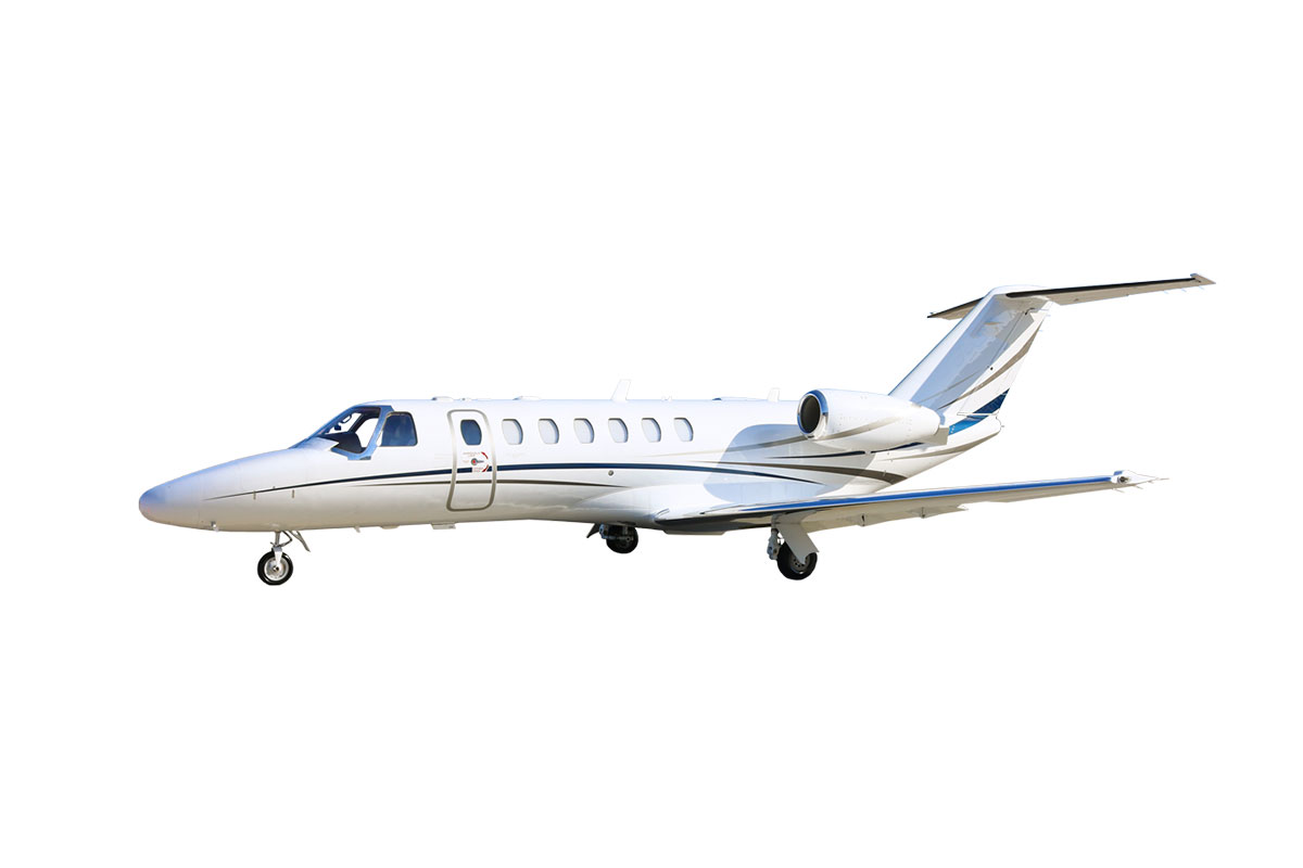 Latitude 33 Aviation Recent Acquisition N377PL Cessna Citation CJ3