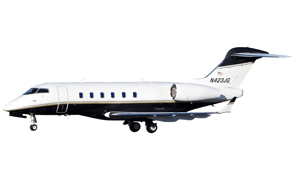 Latitude 33 Aviation 2009 Bombardier Challenger 300 For Charter
