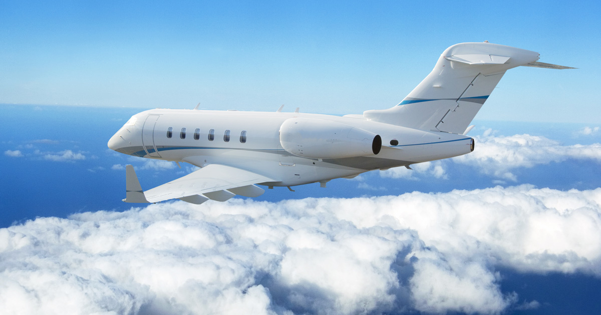 Challenger 350 Factory Acceptance