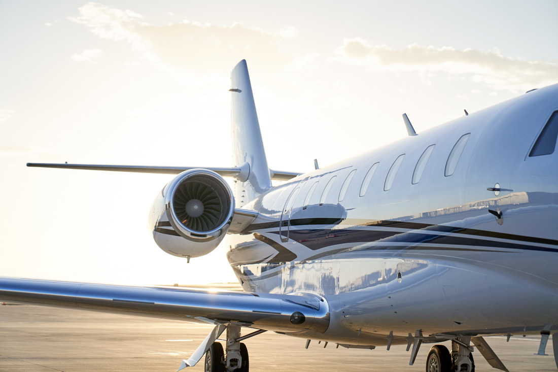 One way empty leg flights connect with latitude 33 aviation