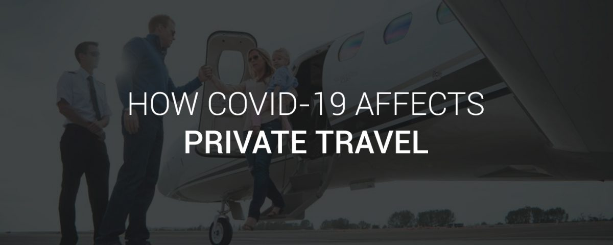 covid and private jets