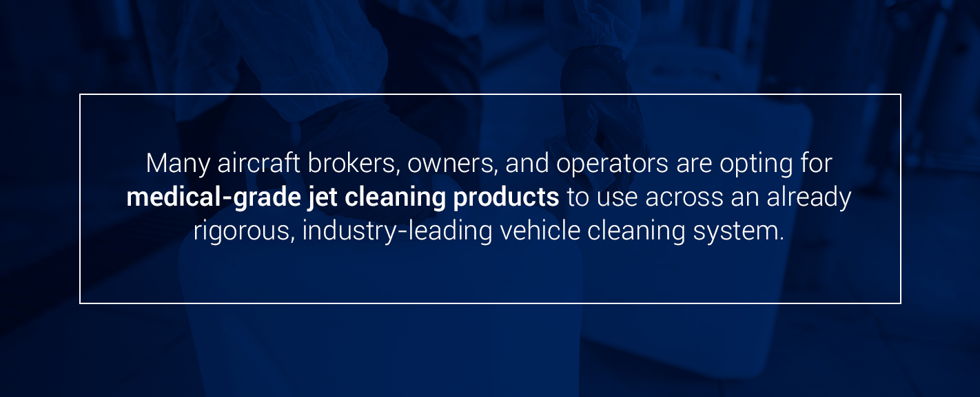 jet cleaning products
