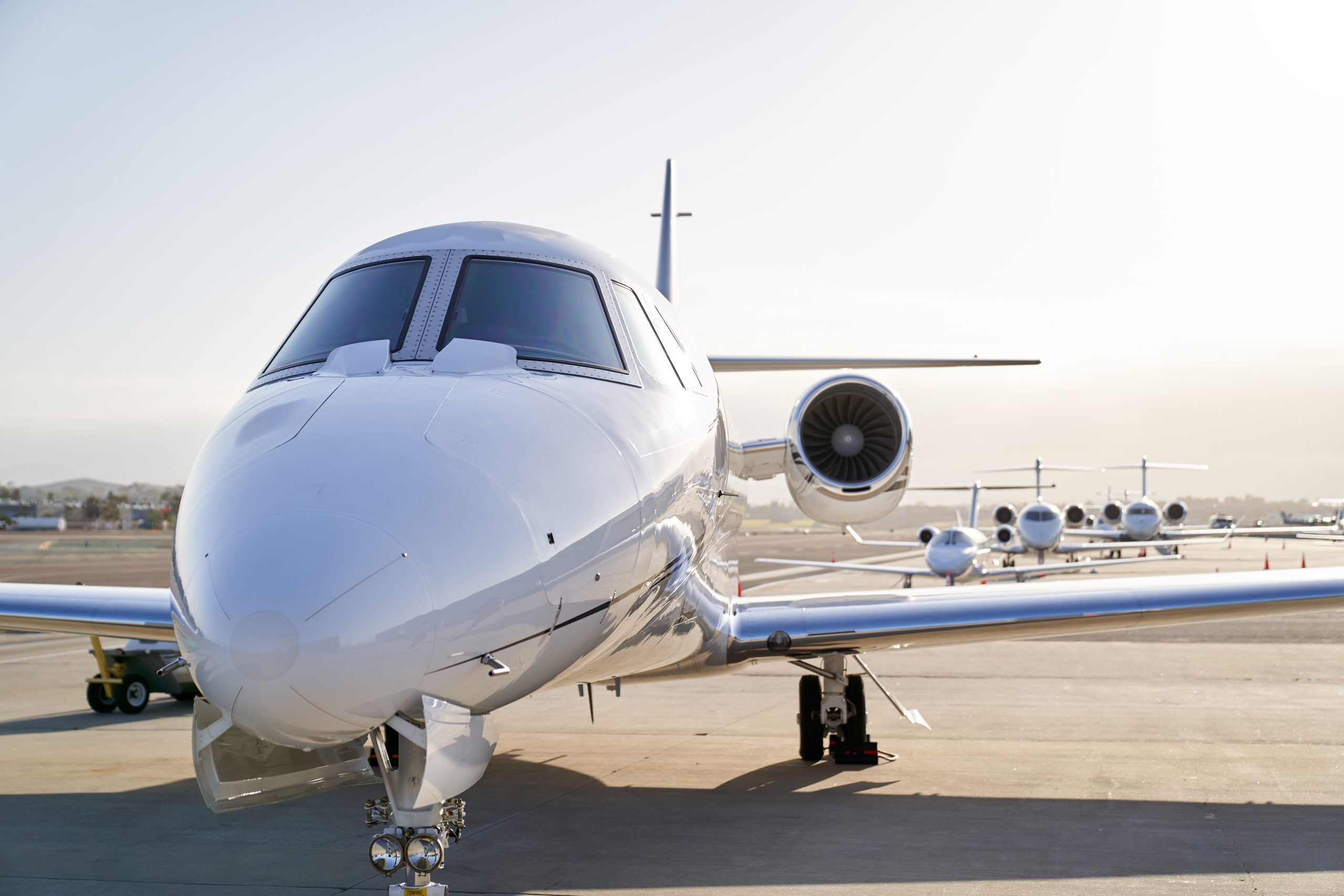 How COVID-19 Affects Private Travel