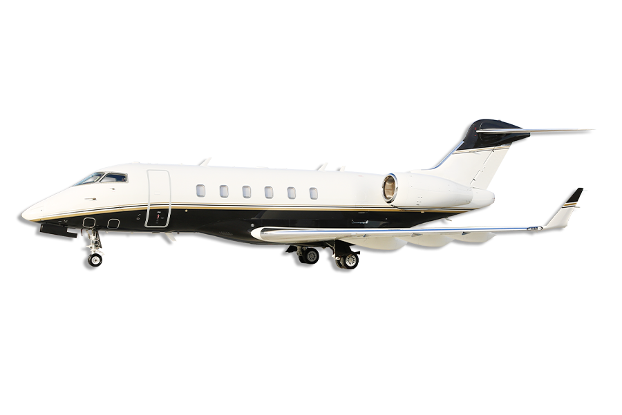 Bombardier Challenger 300 Super Midsize Jet Aircraft Category