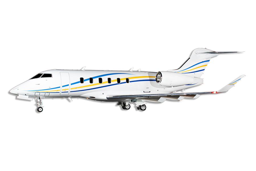 Bombardier Challenger 350 Super Midsize Jet Aircraft Category