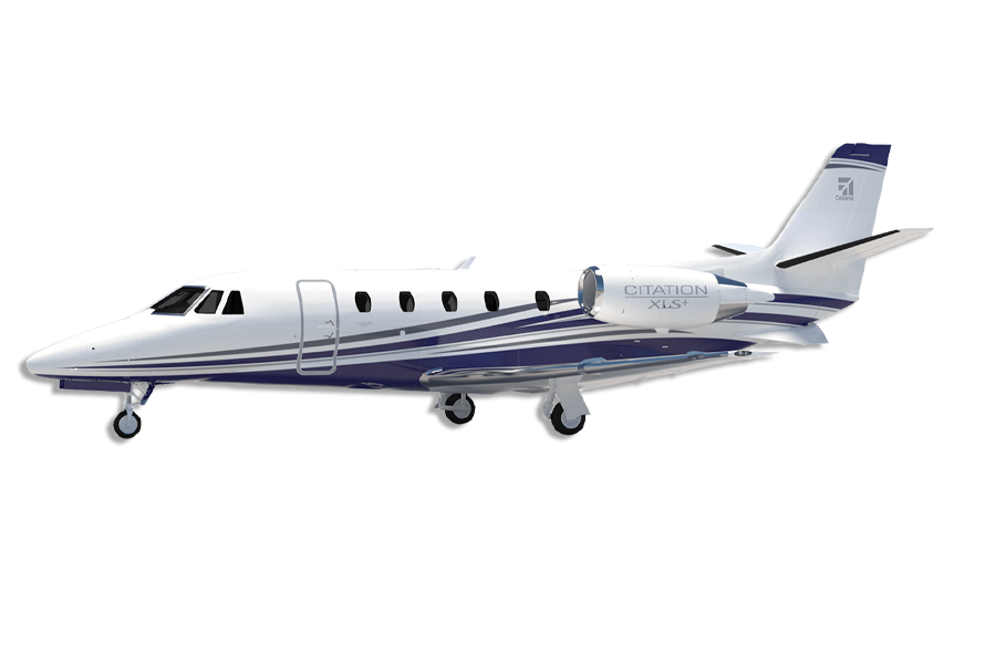 Cessna Citation XLS+ Midsize Jet Aircraft Category