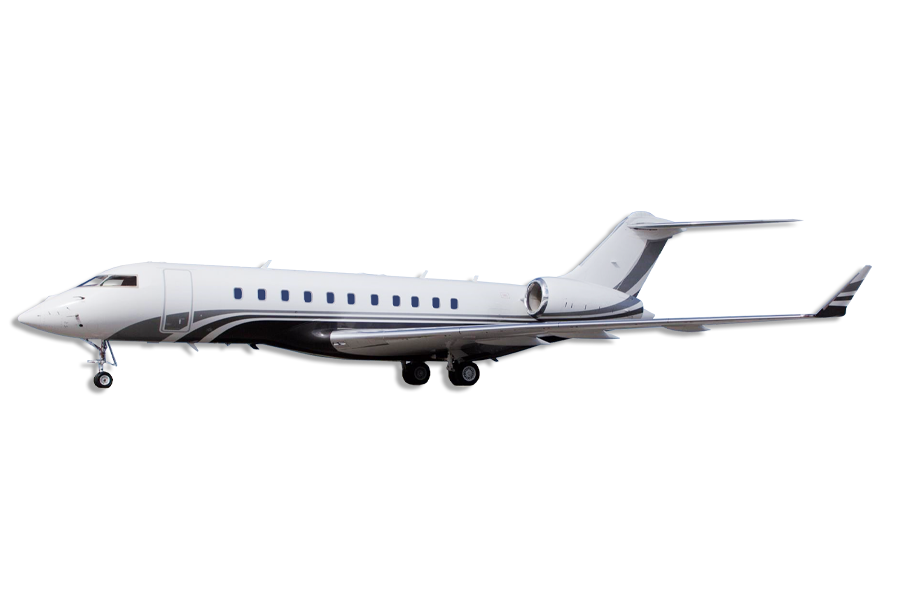 Bombardier Global 5000 Large Heavy Jet Aircraft Category