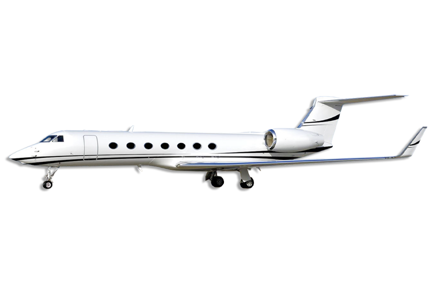 Gulfstream G550 Large Heavy Jet Aircraft Category