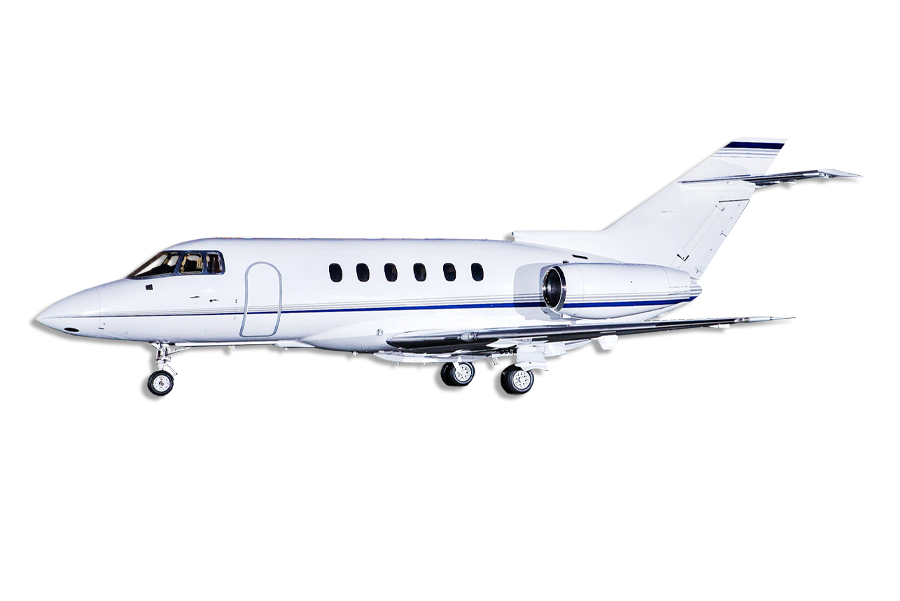 Hawker 800XP Midsize Jet Aircraft Category