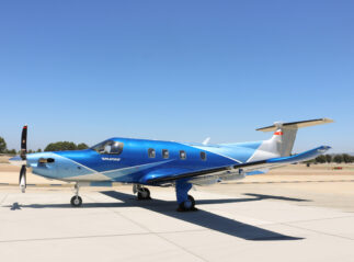 Latitude 33 Aviation 2020 Pilatus PC-12