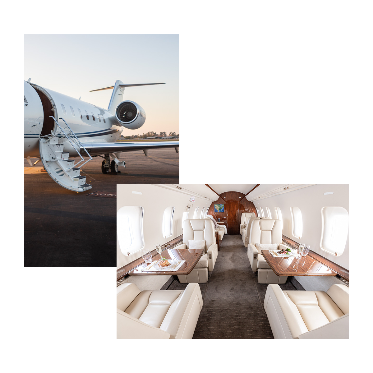 Latitude 33 Aviation Heavy Large Private Jet Category