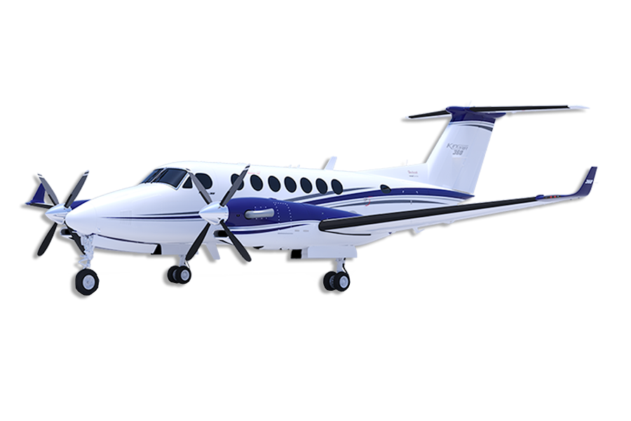 Beechcraft King Air 360 Turboprop Aircraft Category