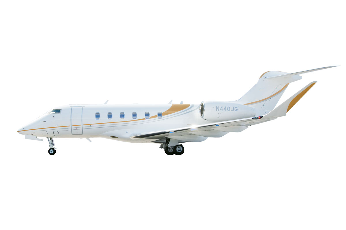 Latitude 33 Aviation 2020 Bombardier Challenger 350 Factory Acceptance