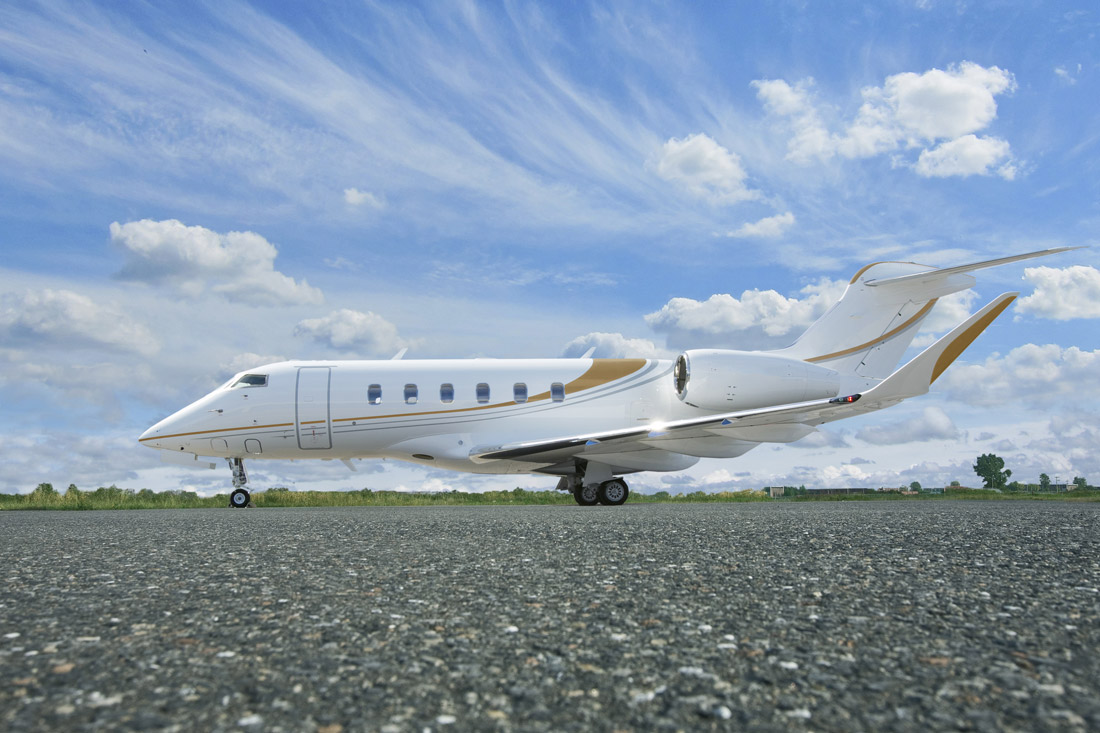 Latitude 33 Aviation 2020 Bombardier Challenger 350 for Charter in Carlsbad