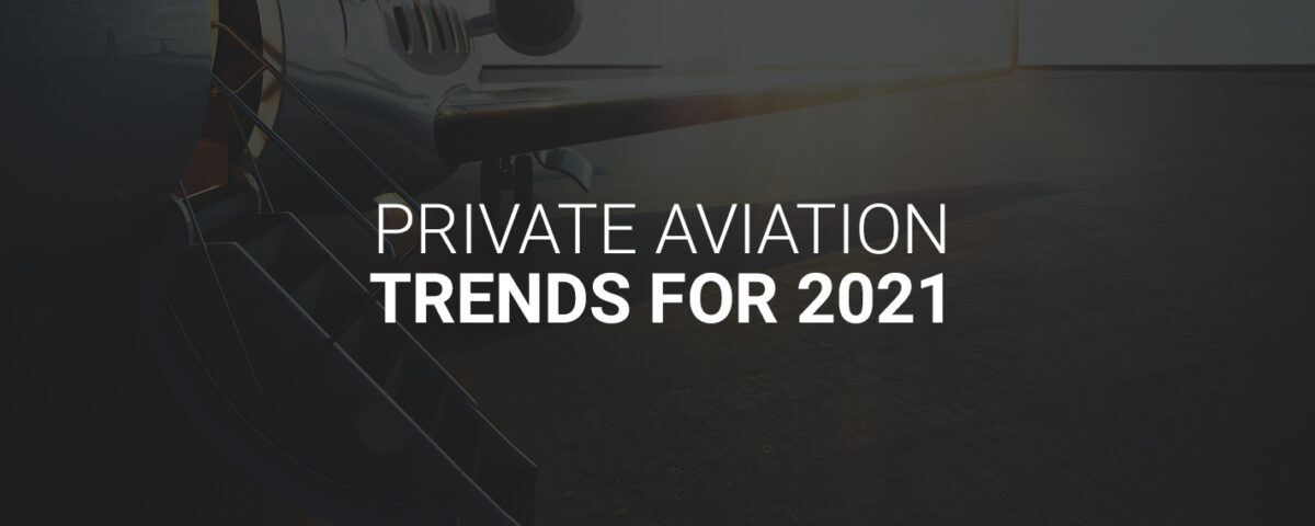 private aviation trends