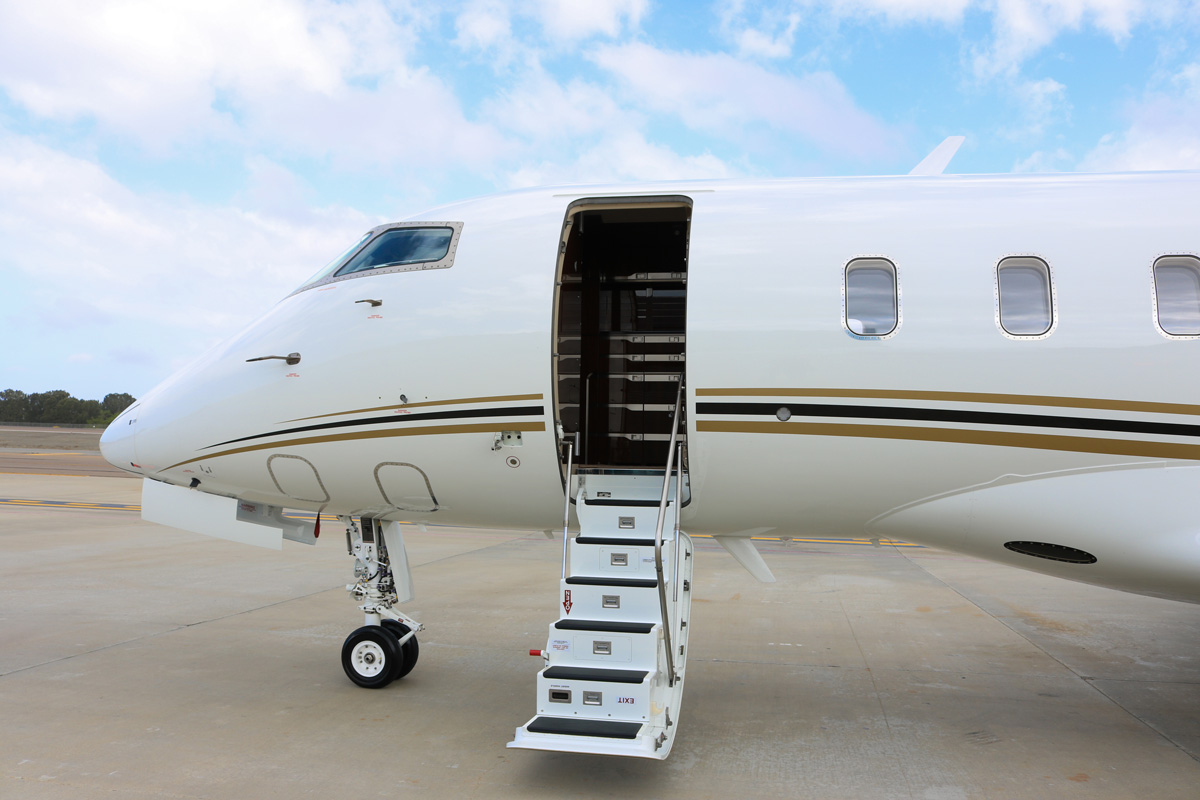Top 5 Tips for Private Jet Travel this Summer with Latitude 33 Aviation - Open Door on Private Jet