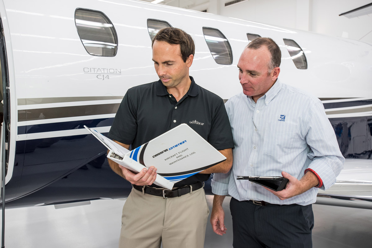 Latitude 33 Aviation - Experts in Private Aircraft Sales